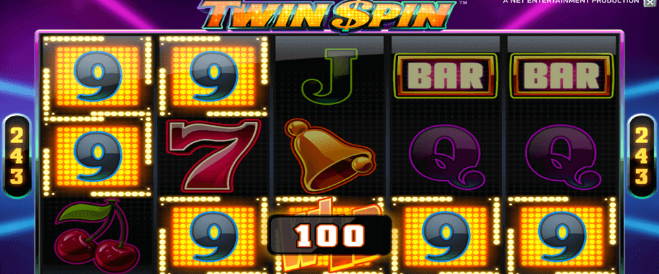Twin Spin spelautomat