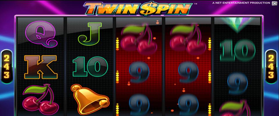 Twin $pin slot
