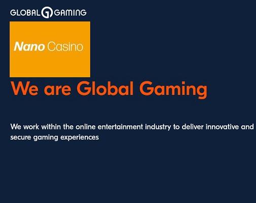 Global Gaming överför rättigheterna av Nano Casino till Finnplay!